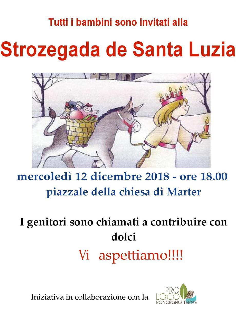 Strozegada de Santa Luzia